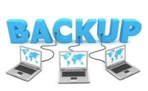 Upgrade your backup, even if local